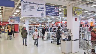 Výprodej v Drážďanech - Heidenau