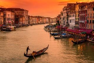 Benátky a romantická Verona