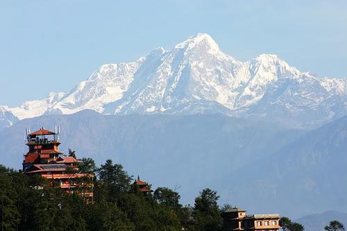 Kathmandu - královská města a památky UNESCO