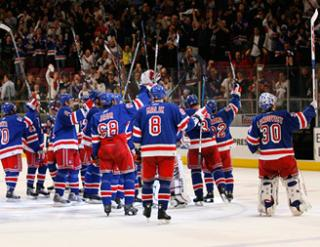New York Rangers, NHL