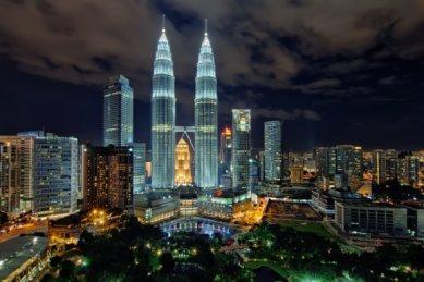 Singapur a Malajsie