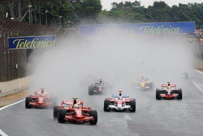 Velká cena F1 Brazílie, Sao Paulo