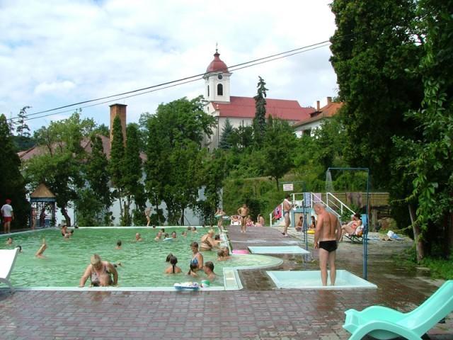 Sklené Teplice, Lenka, Park, Relax Thermal - Seniorský pobyt
