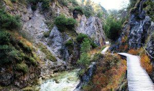Ötscherský kaňon