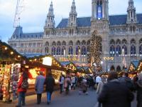 Předvánoční Vídeň - adventní středy