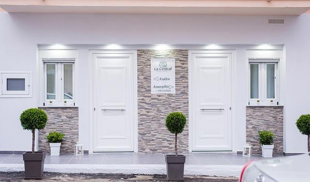 Apartmánový dům La Central Luxury