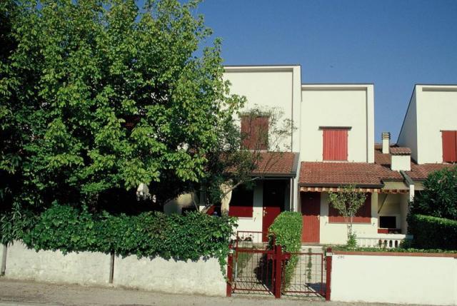 Vilky a apartmány Gabbiano