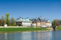 Plavba labským kaňonem na zámek Pillnitz