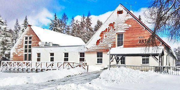 Zimní pobyty Hotel Aktiv 3* a lyžování Hochficht