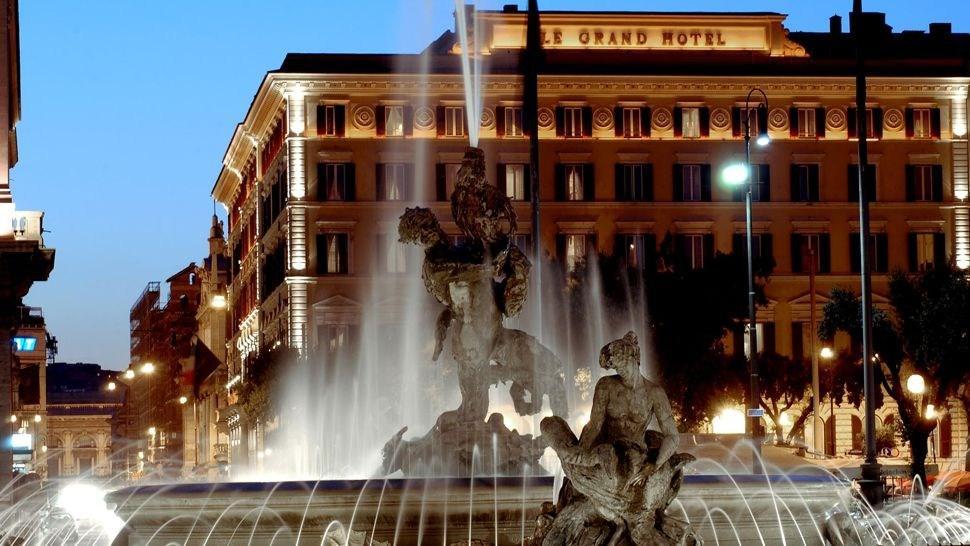 St.Regis Grand Rome