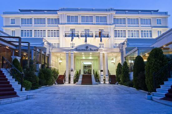 Theoxenia Palace & House Suites Athens