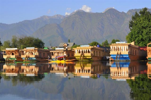 Luxusní Indie - Kašmír Ladákh