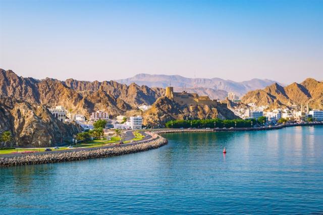 To nejlepší z Ománu - Fly & Drive