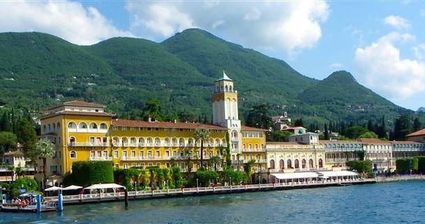 Grand hotel Gardone - golf