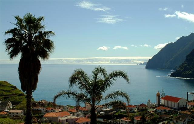 Madeira - fly & drive - okruh č.1