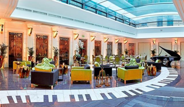 Aria hotel Budapest - golf
