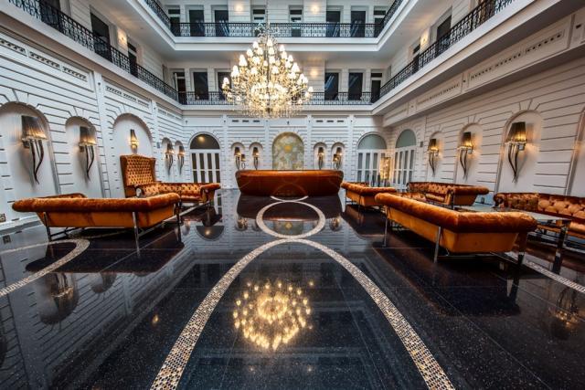 Prestige hotel Budapest - golf