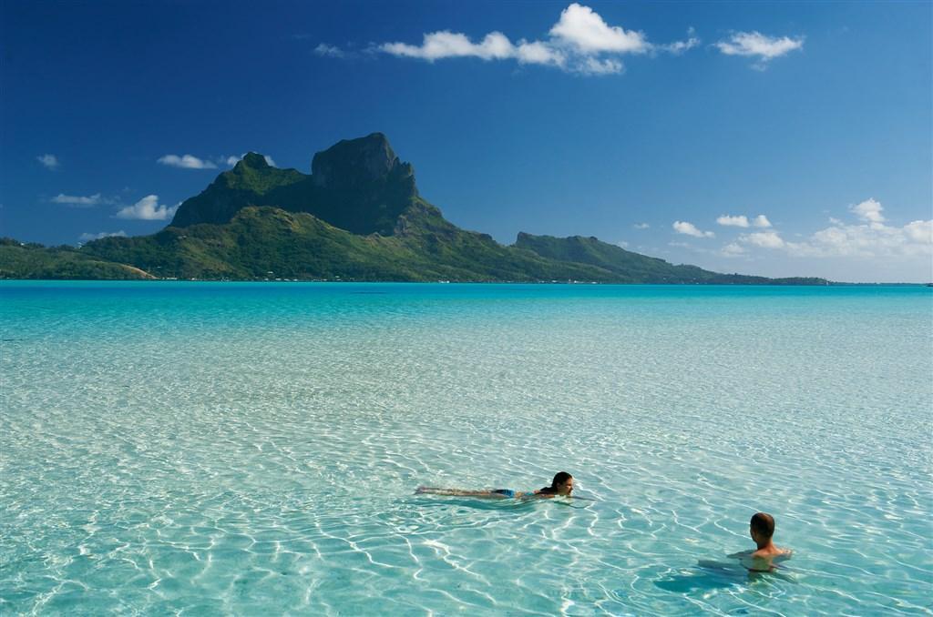 Kombinace - Francouzská Polynésie - putování po ostrovech - Tahiti  & Moorea & Bora Bora