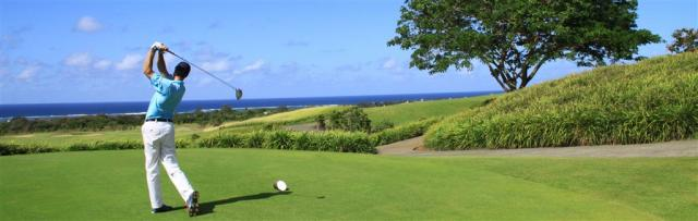 Mauritius Golf Pass 2016