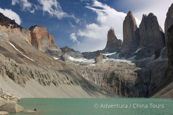 Treking v Patagonii
