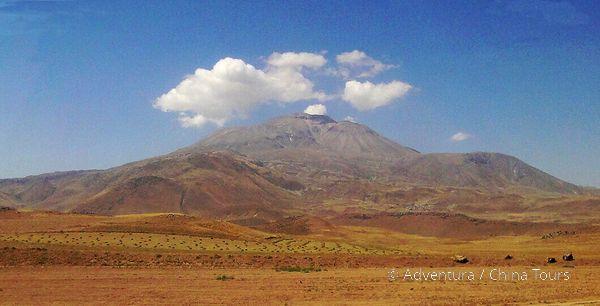 Turecko – jezero Van a Ararat