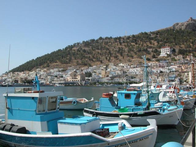 Kombinovaný zájezd Kalymnos no name