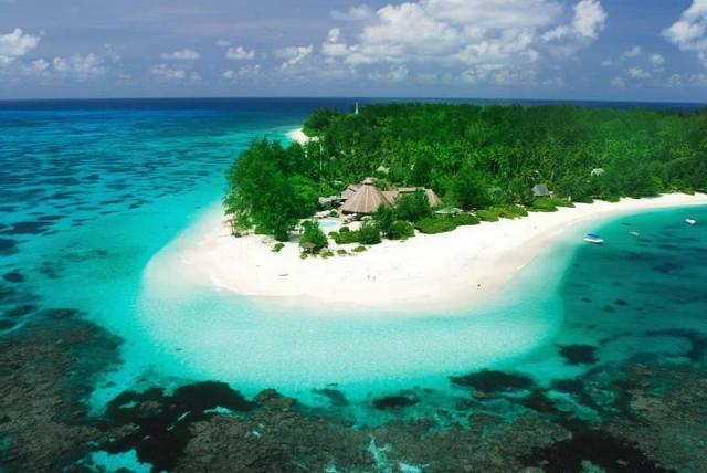 Denise Private Island