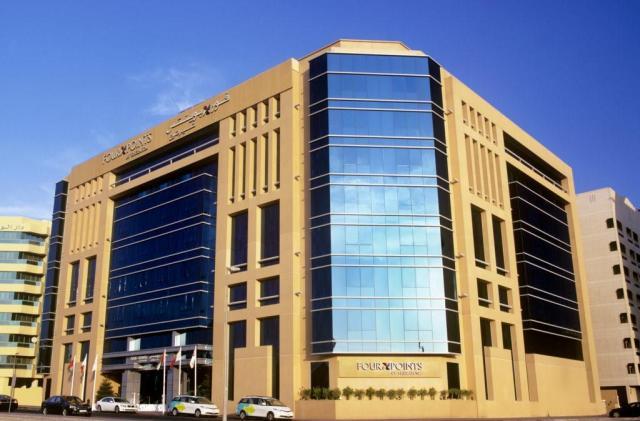 Four Points by Sheraton Downtown Dubai