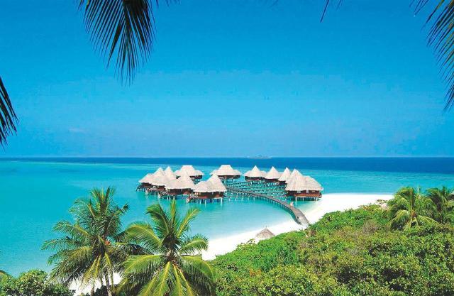 Coco Palm Dhuni Kolhu Resort