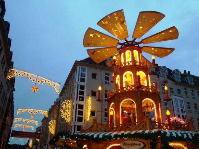 Advent ve Wroclawi, Budyšíně a Drážďanech