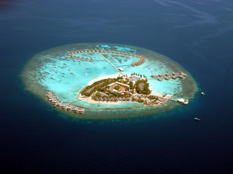 Centara Grand Island Resort & Spa Maledives