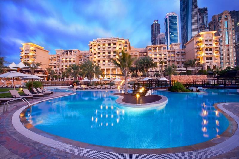 Le Meridien Mina Seyahi Resort