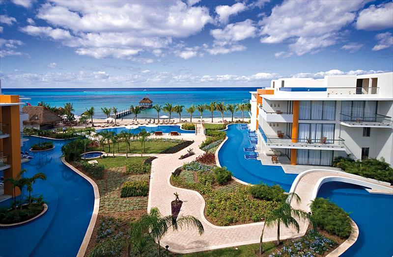 Aura Cozumel Wyndham Grand Bay