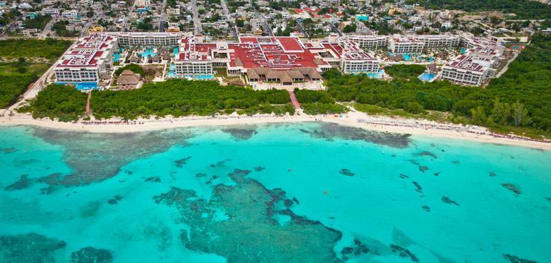 Paradisus Playa del Carmen – La Esmeralda