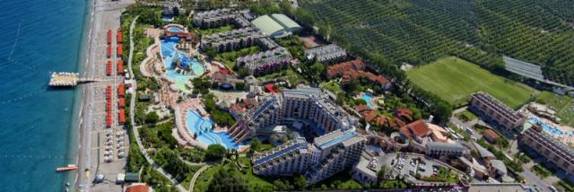 Limak Limra Hotel & Resorts