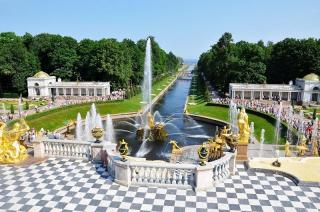 Petrohrad a okruh Pobaltím s návštěvou Finska