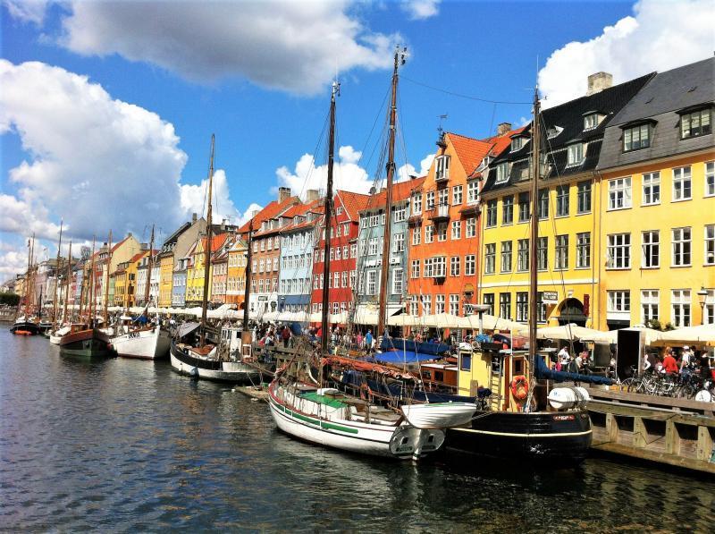 Dánsko - ostrovní království
