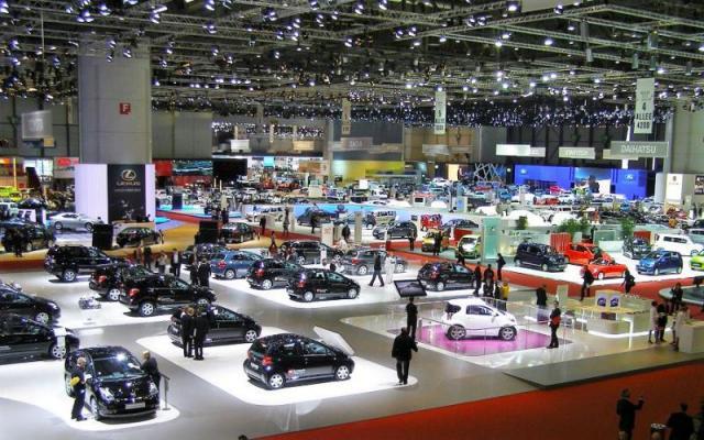 Ženevský autosalon - automobilový svátek roku