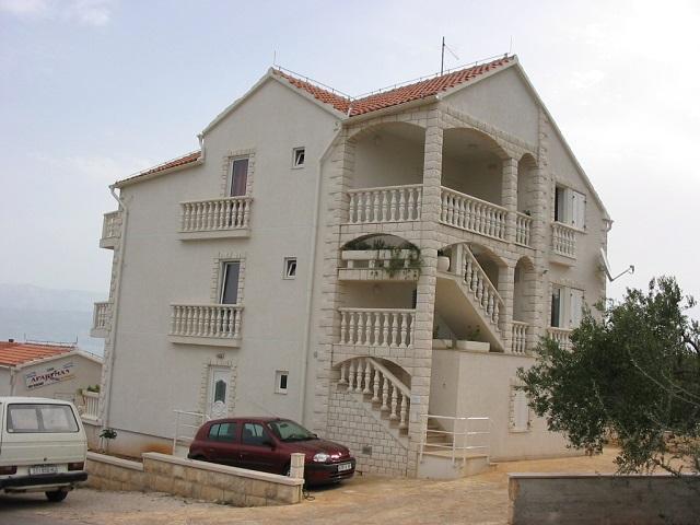Apartmány Supetar
