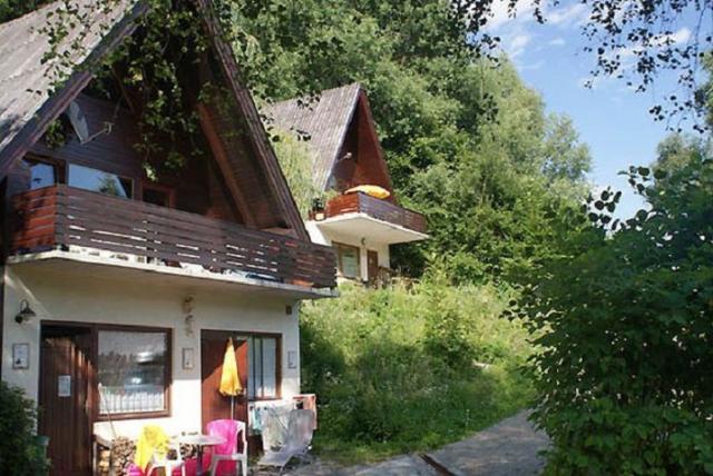 Apartmánové chatky Das Kleine Feriendorf