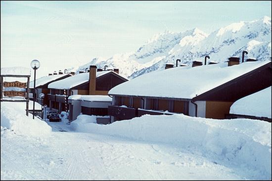 No name apartmánové rezidence Ponte di Legno
