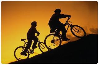 Rakousko - v pohodě na kole