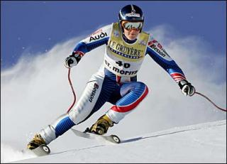 Rakousko - lyže