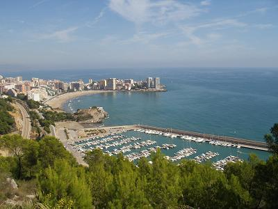 Španělsko, Oropesa Del Mar se zastávkou v Andoře