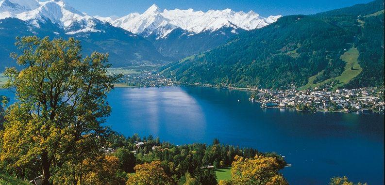 Rakousko, Grossglockner, Krimelské vodopády, cyklistika