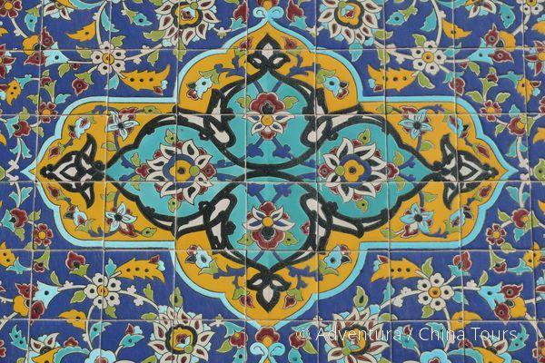 Za krásami pouští Persie