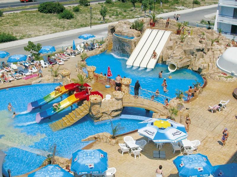 hotel Kotva dovolená s aquaparkem