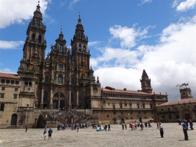 Svatojakubská cesta - pouť do Santiaga