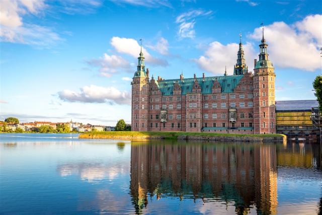 Dánsko, ostrovní království