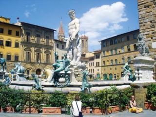 Florencie, Řím, Neapol, Pompeje, Benátky
